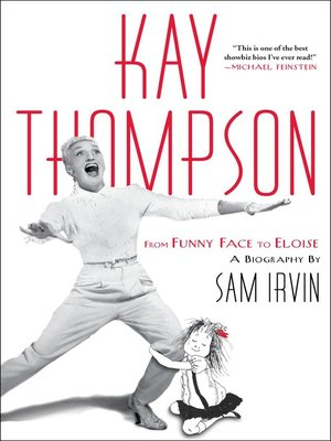 cover image of Kay Thompson