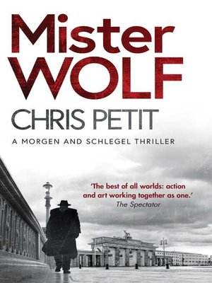 cover image of Mister Wolf