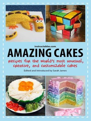 cover image of Amazing Cakes
