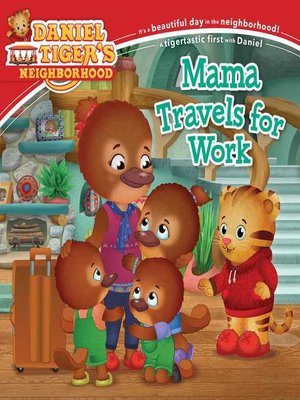 cover image of Mama Travels for Work