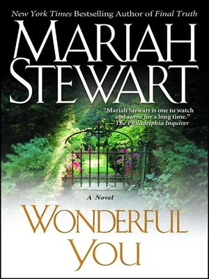cover image of Wonderful You