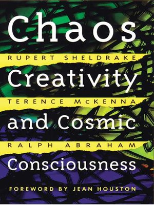cover image of Chaos, Creativity, and Cosmic Consciousness