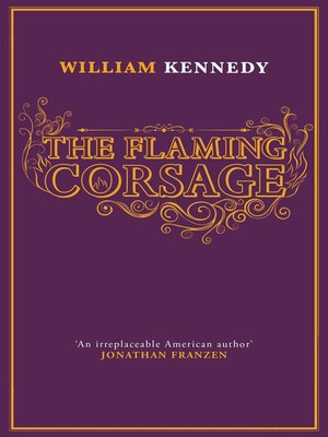 cover image of The Flaming Corsage