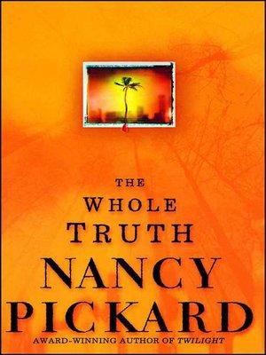 the whole truth david baldacci pdf