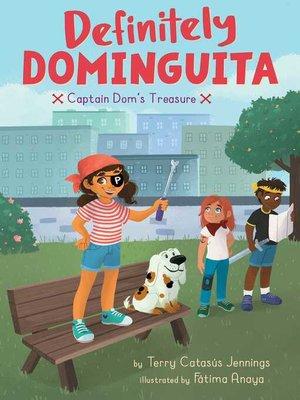 cover image of Captain Dom's Treasure