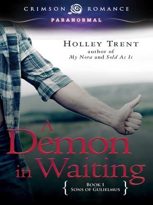 cover image of A Demon in Waiting