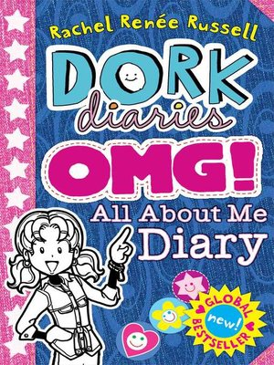 cover image of OMG! All About Me Diary