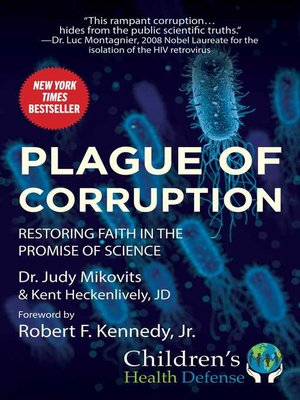 cover image of Plague of Corruption