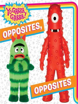 cover image of Opposites, Opposites