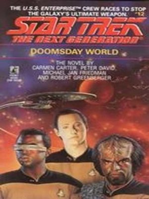 cover image of Doomsday World