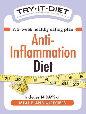 cover image of Try-It Diet--Anti-Inflammation Diet