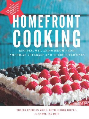 cover image of Homefront Cooking