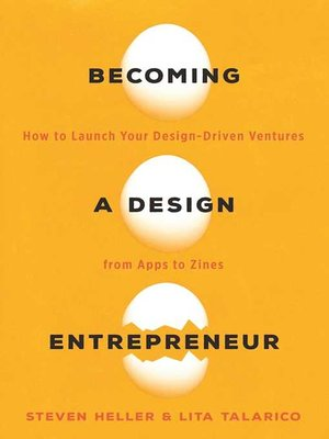 cover image of Becoming a Design Entrepreneur