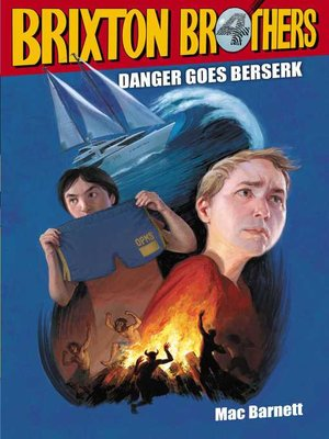 cover image of Danger Goes Berserk