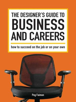cover image of The Designer's Guide to Business and Careers