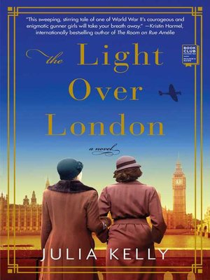 cover image of The Light Over London