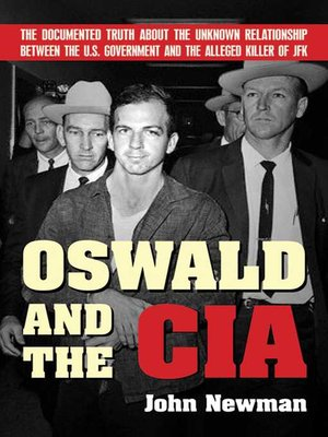 cover image of Oswald and the CIA