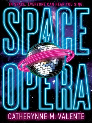 cover image of Space Opera