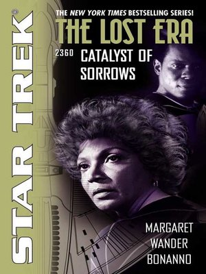 cover image of Catalyst of Sorrows: Lost Era 2360