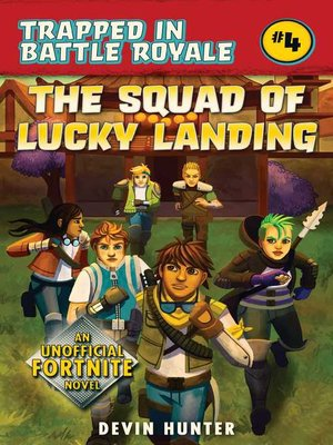 cover image of The Squad of Lucky Landing