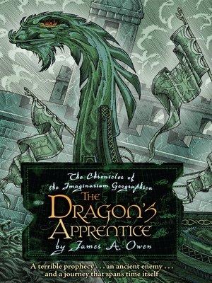 cover image of The Dragon's Apprentice