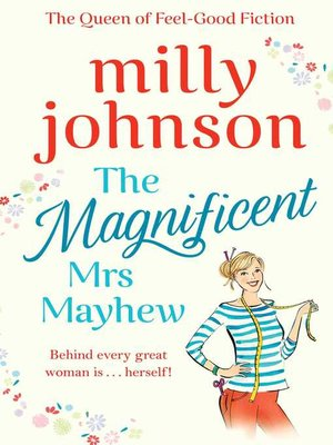 cover image of The Magnificent Mrs Mayhew