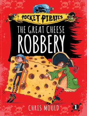 cover image of The Great Cheese Robbery