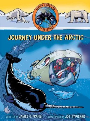 cover image of Journey under the Arctic