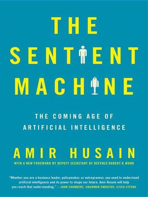 cover image of The Sentient Machine
