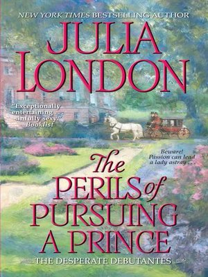 cover image of The Perils of Pursuing a Prince
