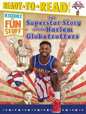 cover image of The Superstar Story of the Harlem Globetrotters