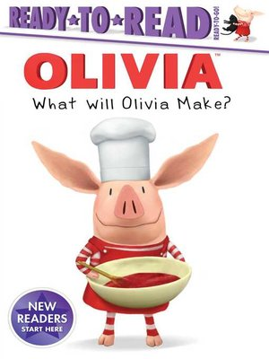 cover image of What Will Olivia Make?