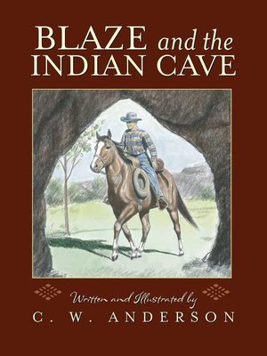 cover image of Blaze and the Indian Cave