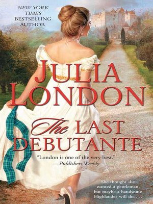 cover image of The Last Debutante