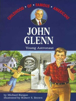 cover image of John Glenn