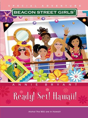 cover image of Ready! Set! Hawaii!