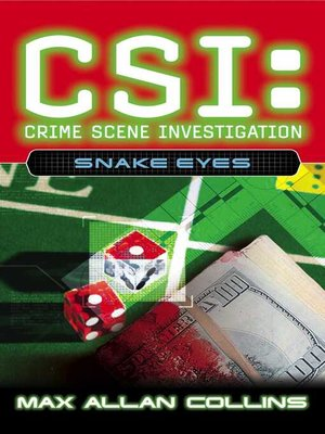 cover image of Snake Eyes