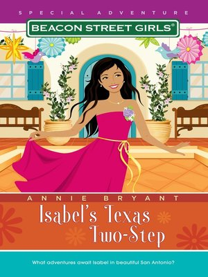 cover image of Isabel's Texas Two-Step