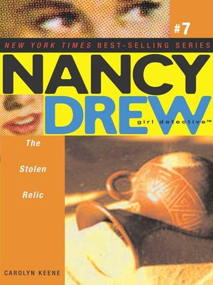cover image of The Stolen Relic
