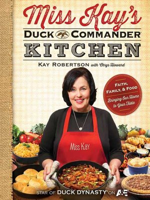 cover image of Miss Kay's Duck Commander Kitchen
