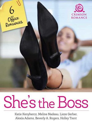 cover image of She's the Boss