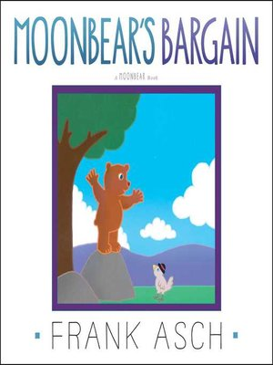 cover image of Moonbear's Bargain
