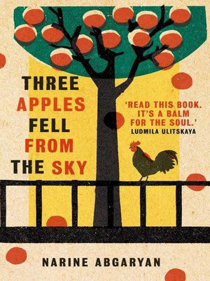 cover image of Three Apples Fell from the Sky