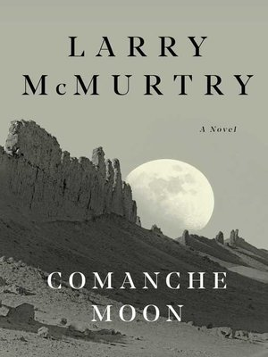 cover image of Comanche Moon