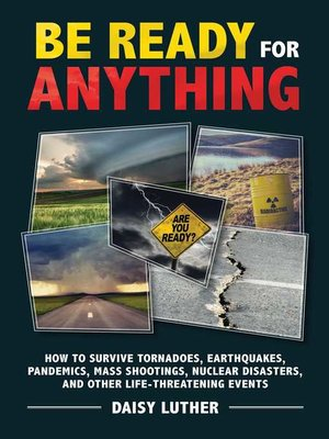 cover image of Be Ready for Anything