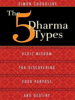 cover image of The Five Dharma Types