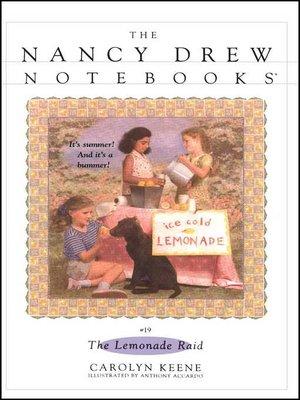 cover image of The Lemonade Raid