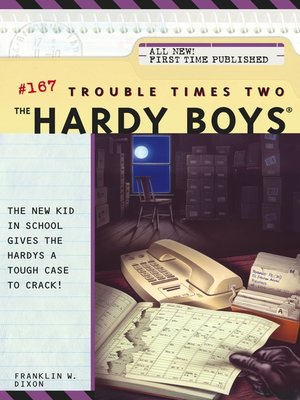 cover image of Trouble Times Two