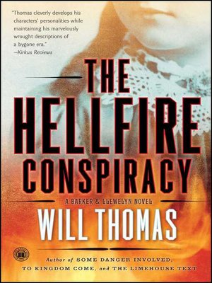 cover image of The Hellfire Conspiracy
