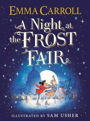cover image of A Night at the Frost Fair